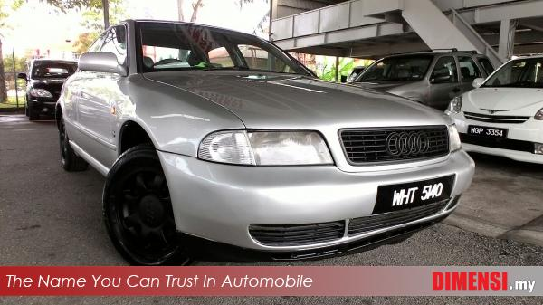 sell Audi A4  1997 1.8 CC for RM 8900.00 -- dimensi.my