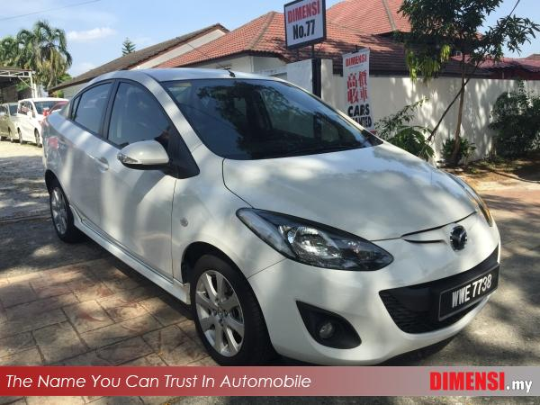 sell Mazda 2 2011 1.5 CC for RM 36900.00 -- dimensi.my