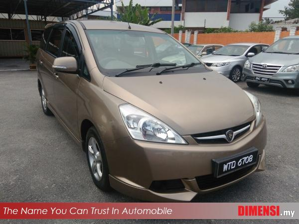 sell Proton Exora 2009 1600 CC for RM 29900.00 -- dimensi.my