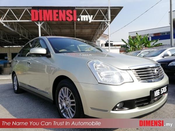 sell Nissan Sylphy  2008 2.0 CC for RM 26900.00 -- dimensi.my