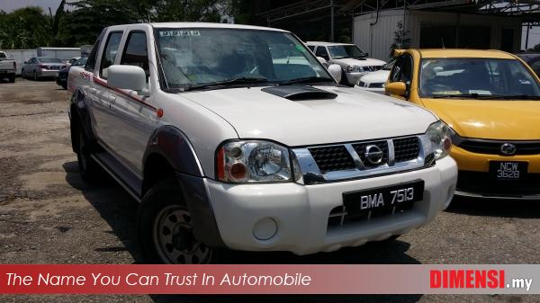 sell Nissan Frontier 2013 2.5 CC for RM 49800.00 -- dimensi.my