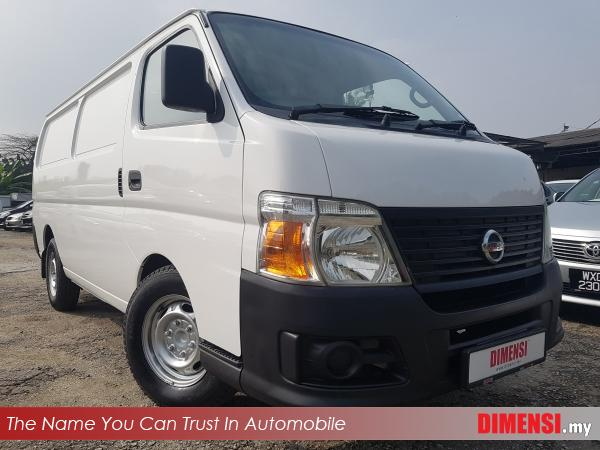 sell Nissan Urvan 2010 3.0 CC for RM 43800.00 -- dimensi.my