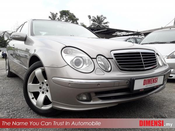 sell Mercedes Benz E280 2006 3.0 CC for RM 43900.00 -- dimensi.my