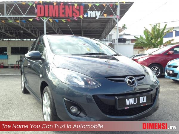 sell Mazda 2 2012 1.5 CC for RM 36900.00 -- dimensi.my