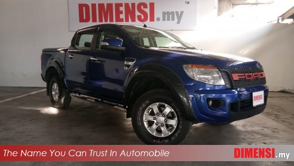 sell Ford Ranger 2012 2.2 CC for RM 57800.00 -- dimensi.my