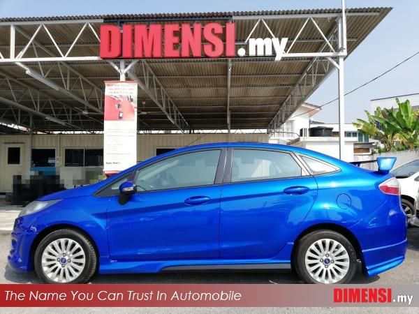 sell Ford Fiesta 2012 1.6 CC for RM 28900.00 -- dimensi.my the name you can trust in automobile