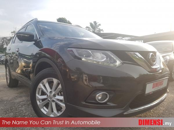 sell Nissan X-Trail 2016 2.5 CC for RM 118800.00 -- dimensi.my