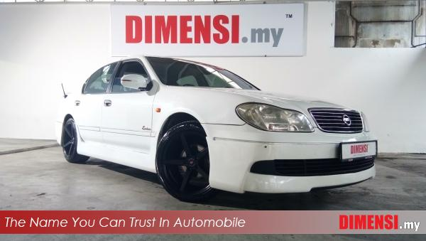 sell Nissan Cefiro 2005 2.0 CC for RM 16800.00 -- dimensi.my