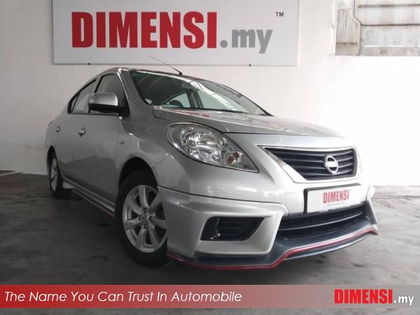 sell Nissan Almera 2014 1.5 CC for RM 35800.00 -- dimensi.my