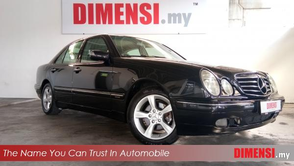 sell Mercedes Benz E200 1996 2.0 CC for RM 14800.00 -- dimensi.my the name you can trust in automobile