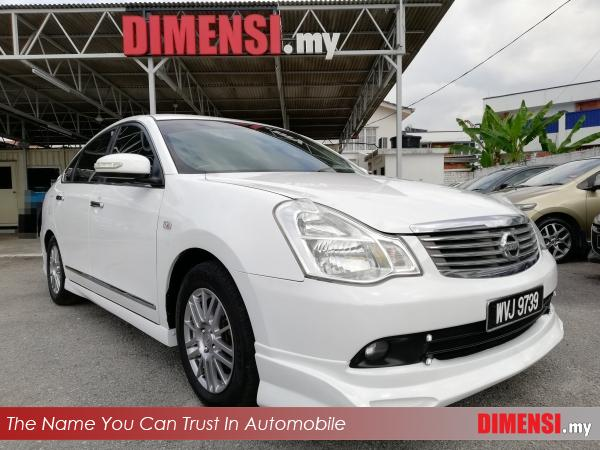 sell Nissan Sylphy  2011 2.0 CC for RM 35900.00 -- dimensi.my the name you can trust in automobile