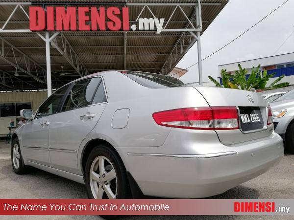 sell Honda Accord 2005 2.0 CC for RM 27900.00 -- dimensi.my the name you can trust in automobile