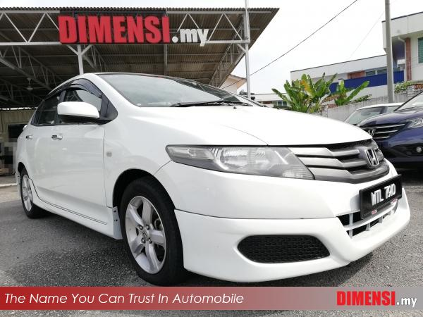 sell Honda City 2010 1.5 CC for RM 37900.00 -- dimensi.my the name you can trust in automobile