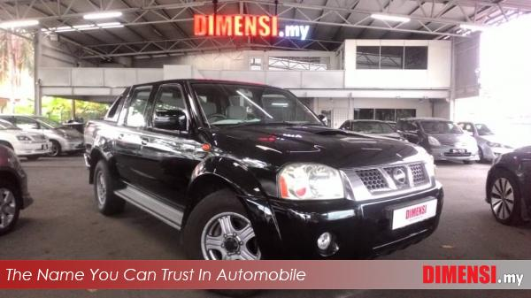 sell Nissan Frontier 2008 2.5 CC for RM 29800.00 -- dimensi.my