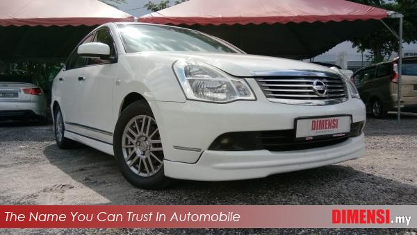 sell Nissan Sylphy  2009 2.0 CC for RM 29800.00 -- dimensi.my