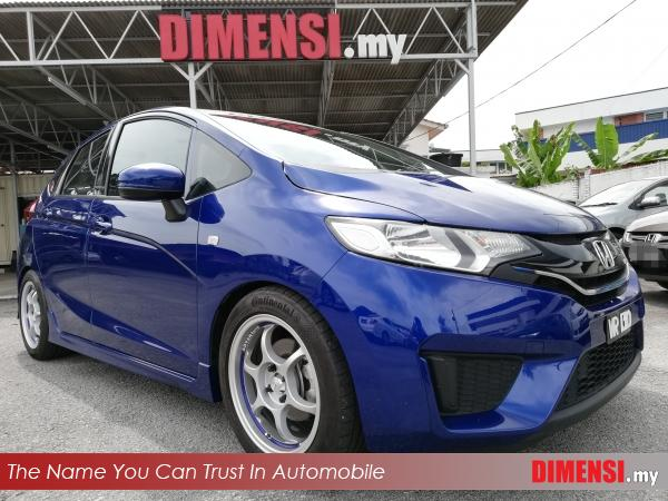 sell Honda Jazz 2017 1.5 CC for RM 61900.00 -- dimensi.my