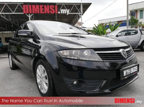 sell Proton Preve 2013 1.6 CC for RM 26900.00 -- dimensi.my