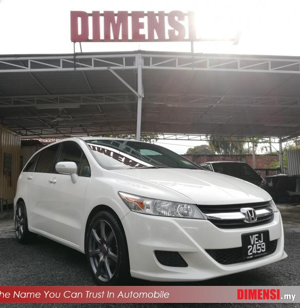 sell Honda Stream 2011 1.8 CC for RM 56900.00 -- dimensi.my