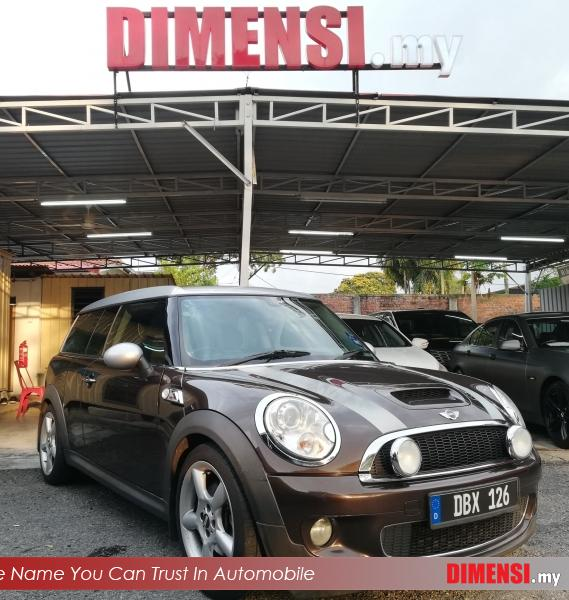 sell MINI Cooper Clubman 2010 1.6 CC for RM 69900.00 -- dimensi.my