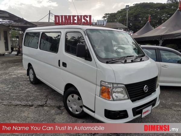 sell Nissan Urvan 2010 3.0 CC for RM 39880.00 -- dimensi.my